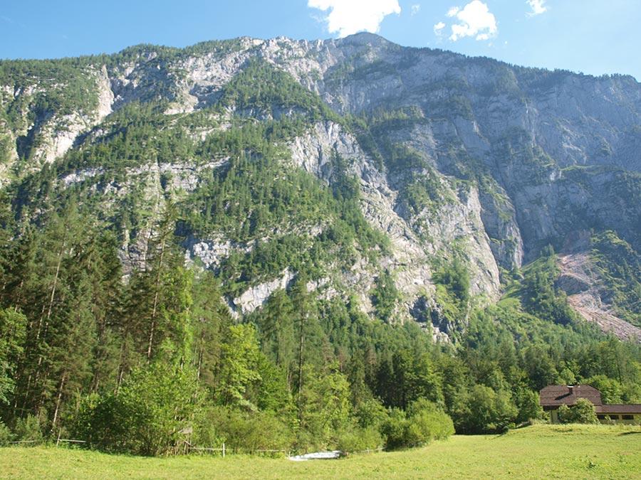 Beautiful landscape Wanderbares Hallstatt