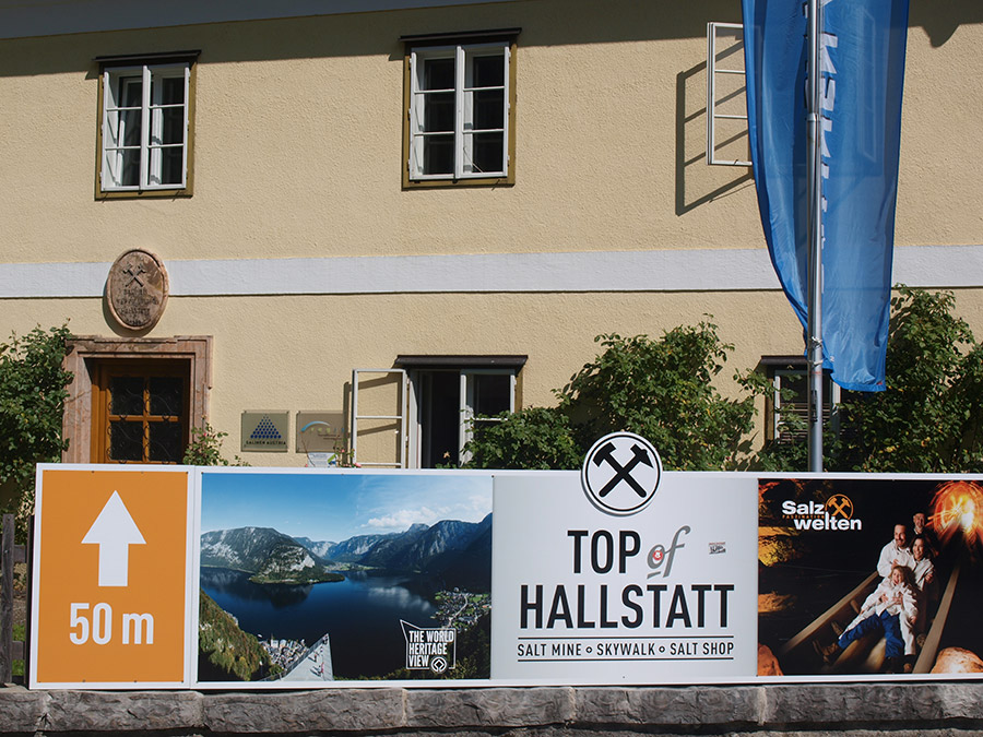 Visit the Salt Worlds, the Salt Mine of Hallstatt
