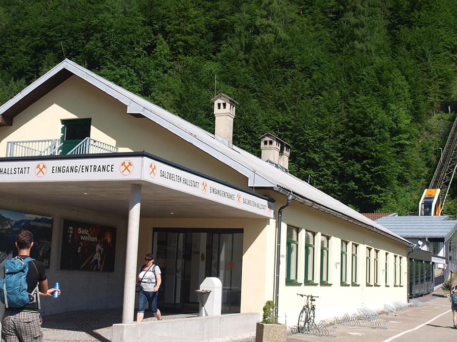 Talstation Salzbergbahn