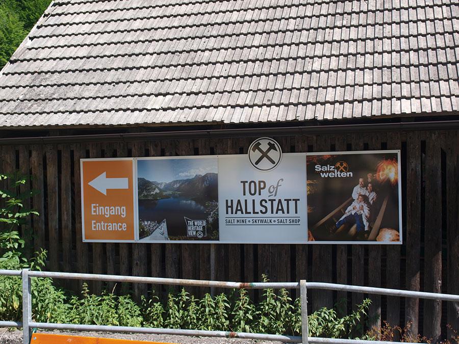 "Visit the ""Salt Worlds"" Hallstatt"