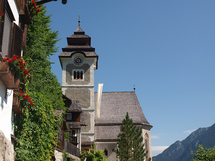 Catholic Church, Hallstatt