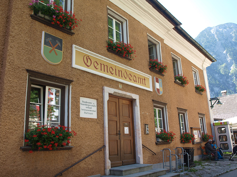 Community office Hallstatt