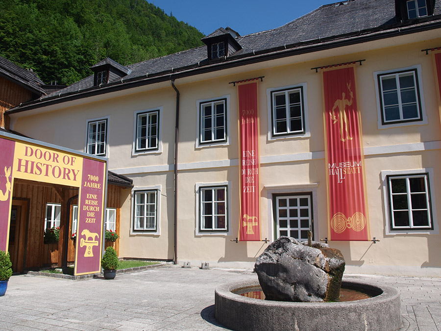 World Heritage Museum in Hallstatt